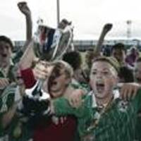 Northern Ireland U13 victory over Manchester United makes it a perfect start