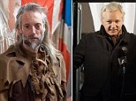 sebastian shakespeare: westwood son's bid to end assange deadlock