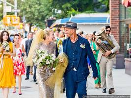 'Covert Affairs' Star Piper Perabo Gets Married to Stephen Kay