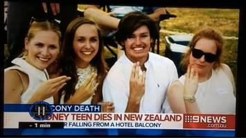 Classy News Station Honors Dead Teen with Photo of The Shocker