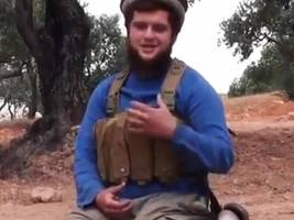 First American Suicide Bomber in Syria Featured in Video