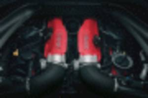 Ferrari Plans Electrically-Driven Turbo: Report