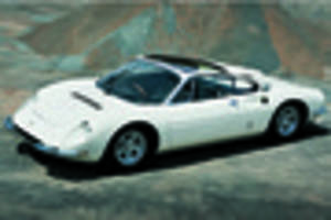 Beautiful and rare Ferrari 365 P Berlinetta Speciales expected to...